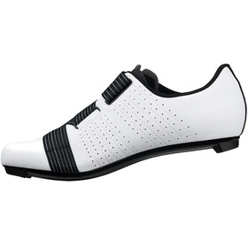 Fizik Tempo R5 Powerstrap Zapatillas Ciclismo, white/black
